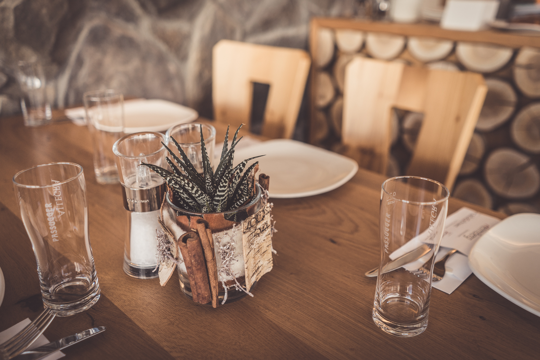 Restaurant Heimberg In Parpan Right On The Ski Slope